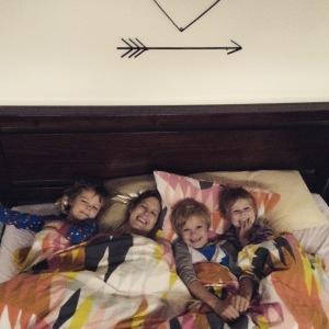 bed shenanigans